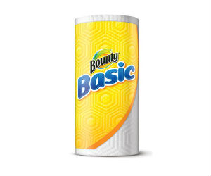 Bounty Basic Paper Towels at Walmart