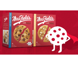 Mrs. Fields Cookies at Walgreens