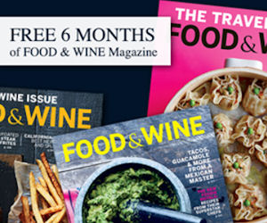 FREE Subscription to Food &amp...