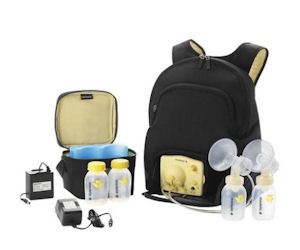 FREE Breast Pump & Acc...