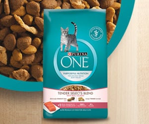 Free Sample of Purina One Tender Selects Cat Food - Free Product ...
