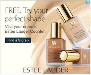 FREE Sample of Estee Lauder Fo...