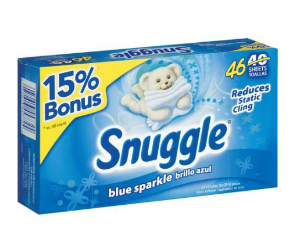 Snuggle dryer sheets coupons 2018