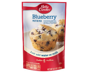 Betty Crocker Cookie Mix at Family Dollar