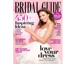 FREE Issue of Bridal Guide Mag...