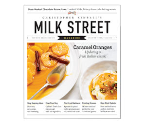 FREE Issue of Milk Street Maga...