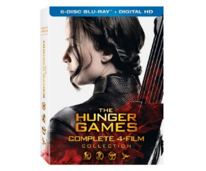 Hunger Games Complete Set at Amazon