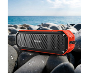 Portable and Waterproof Speaker at Amazon