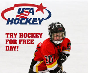 Try Hockey for FREE Day...
