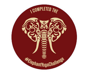 FREE Elephant Yoga Challenge S...
