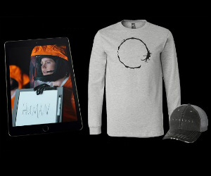 Win an Apple iPad Pro and Arrival Movie Shirt & Hat from AMC