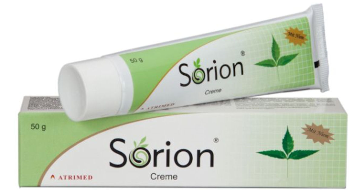 FREE Sample of Sorion Herbal C...
