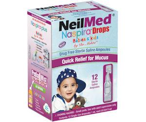 FREE NeilMed Baby Naspira Mucu...