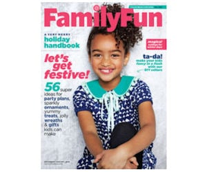 FREE Subscription to FamilyFun...