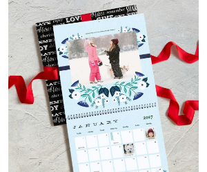 Free Calendar With Shutterfly Just Pay Shipping Free Stuff Freebies