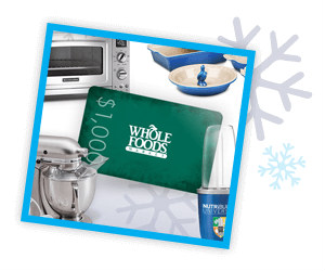 Win A 1 000 Whole Foods Gift Card Kitchenaid Mixer More Free