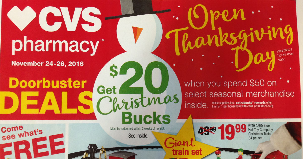 black friday at cvs  17 freebies