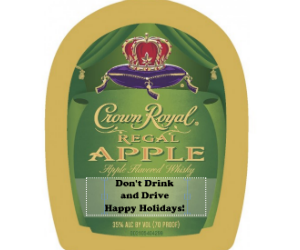 FREE Crown Royal Label...