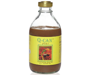 FREE Sample of Q-Can Soy Bever...
