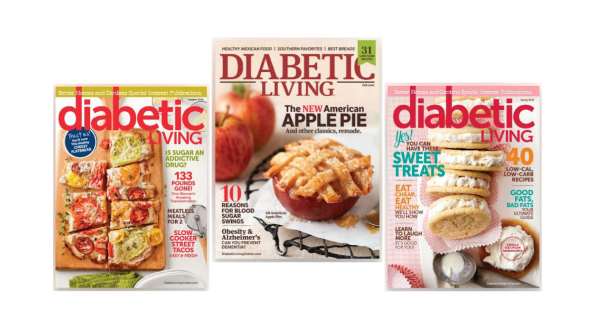 FREE Subscription to Diabetic.