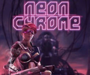 FREE Neon Chrome PS4 Game Down...