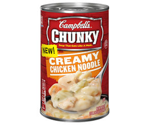 FREE Campbell`s Chunky Soup (T...