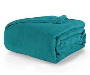 FREE Mainstays Plush Blanket w...