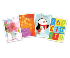 Save on hallmark holiday cards at walmart with ibotta printable hallmark holiday greeting cards at walmart m4hsunfo