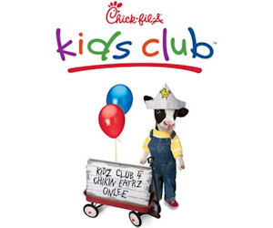FREE Kids Meal with the Chick-...