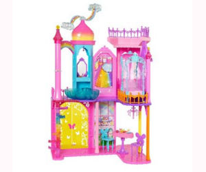 Barbie Rainbow Cove Castle at Target