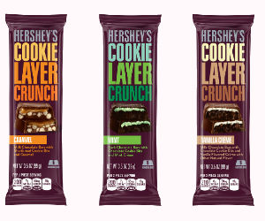 Hershey's Cookie Layer Crunch Bars at CVS