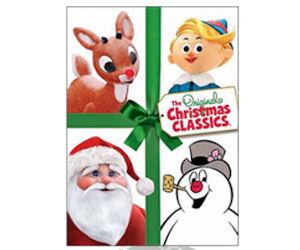 topcashback free classic christmas favorites dvd