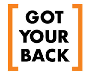 FREE Got Your Back Sticker &am...