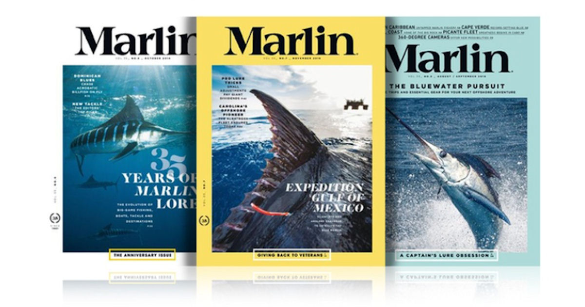 FREE Subscription to Marlin Ma...