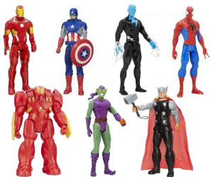 Marvel Titan Hero Series Figur...