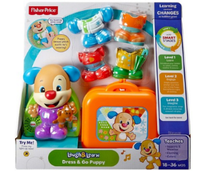 graphic about Fisher Price Printable Coupons referred to as Fisher- Price tag Giggle Find out Doggy at Emphasis for $7.48