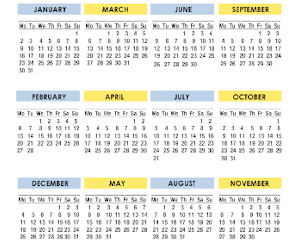 FREE 2017 Snort Calendar...