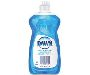 photo relating to Dawn Printable Coupon identify Sunrise Dish Cleaning soap at Greenback Tree for $0.75 with Coupon