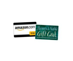 Win a $100 Amazon or Barnes & Noble Gift Card - Free Sweepstakes ...