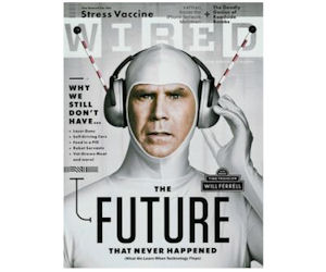 FREE Subscription to Wired Mag...