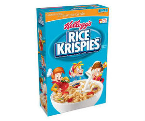 Rice Krispies Cereal at Walgreens