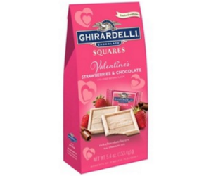 Ghirardelli Chocolates at Target