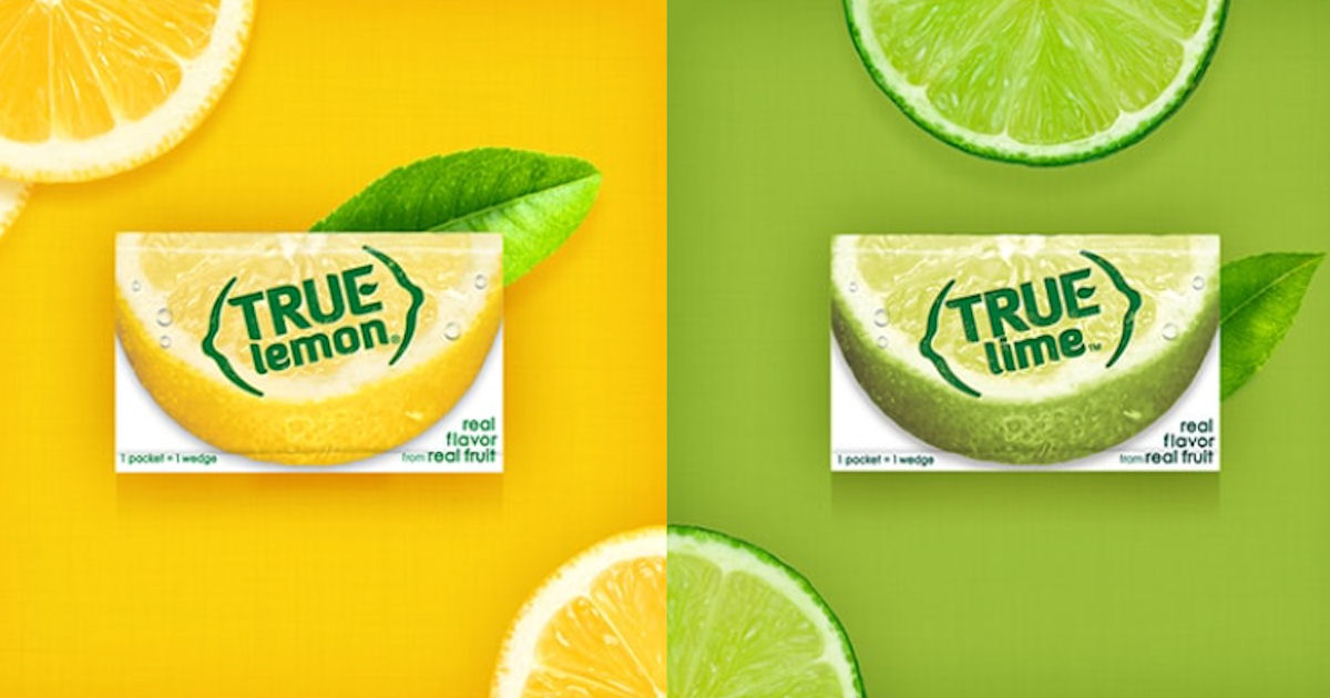 FREE Sample of True Citrus...
