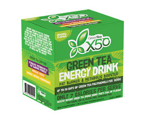 FREE Sample of Green Tea X50,.