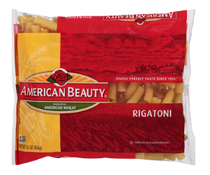 American Beauty Pasta at Safeway