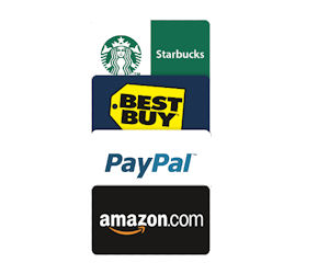 Free $10 PayPal, Amazon, Best Buy or Starbucks Gift Card - Free ...
