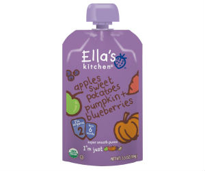 Ella's Kitchen Baby Food Pouches at Target