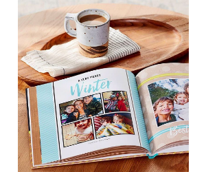 FREE Shutterfly 8 x 8 Photo Book