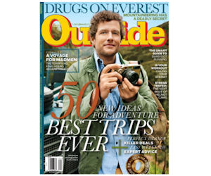 FREE Subscription to Outside M...