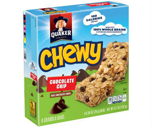 Quaker Chewy Granola Bars at Kroger